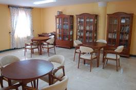 residencia-ancianos-madrid-biblioteca
